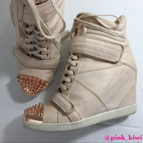 311b801d7 Boutique 9 Shoes - Boutique 9 Nevan High-Top Wedge Sneaker